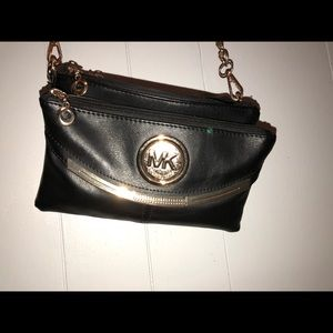 Michael Kors over the shoulder bag